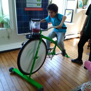 Bicycle Smoothie AR 2
